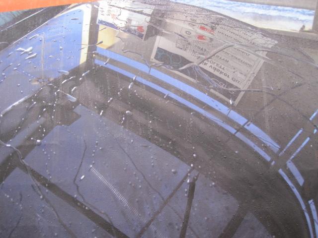Bilen vasket med POLERBØRSTE